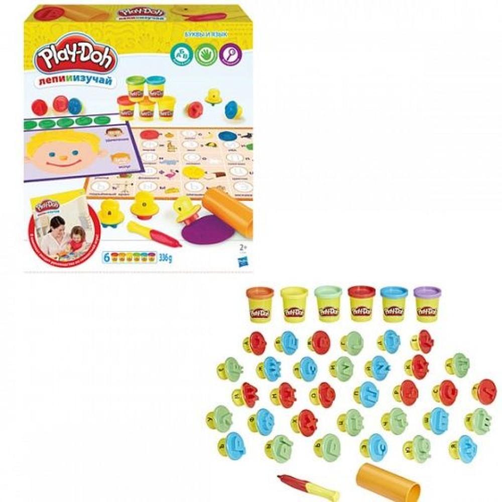 Play-Doh Игровой набор БУКВЫ И ЯЗЫКИ (C3581121-no)